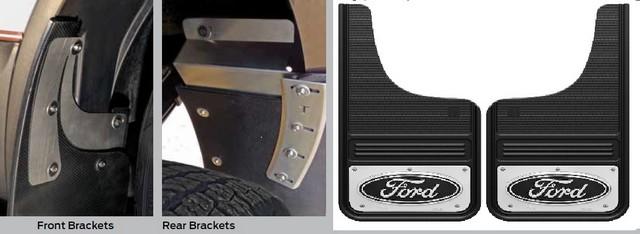 Gatorback® Splash Guards - Front F150