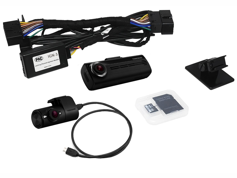 Dashcam - Infrared Rear View Camera Bundle