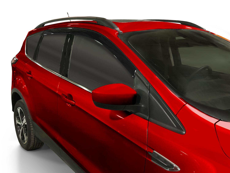 Side Window Deflector - Low Profile