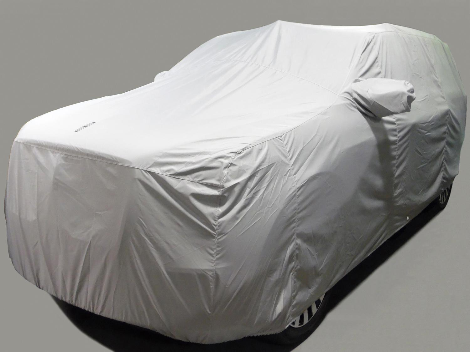 Full Vehicle Covers - Extended