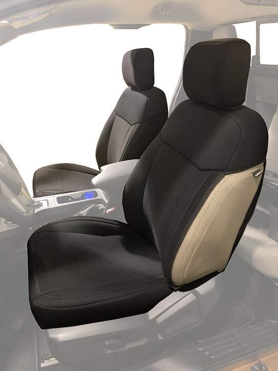 Seat Covers - Front Row, Captains Chair