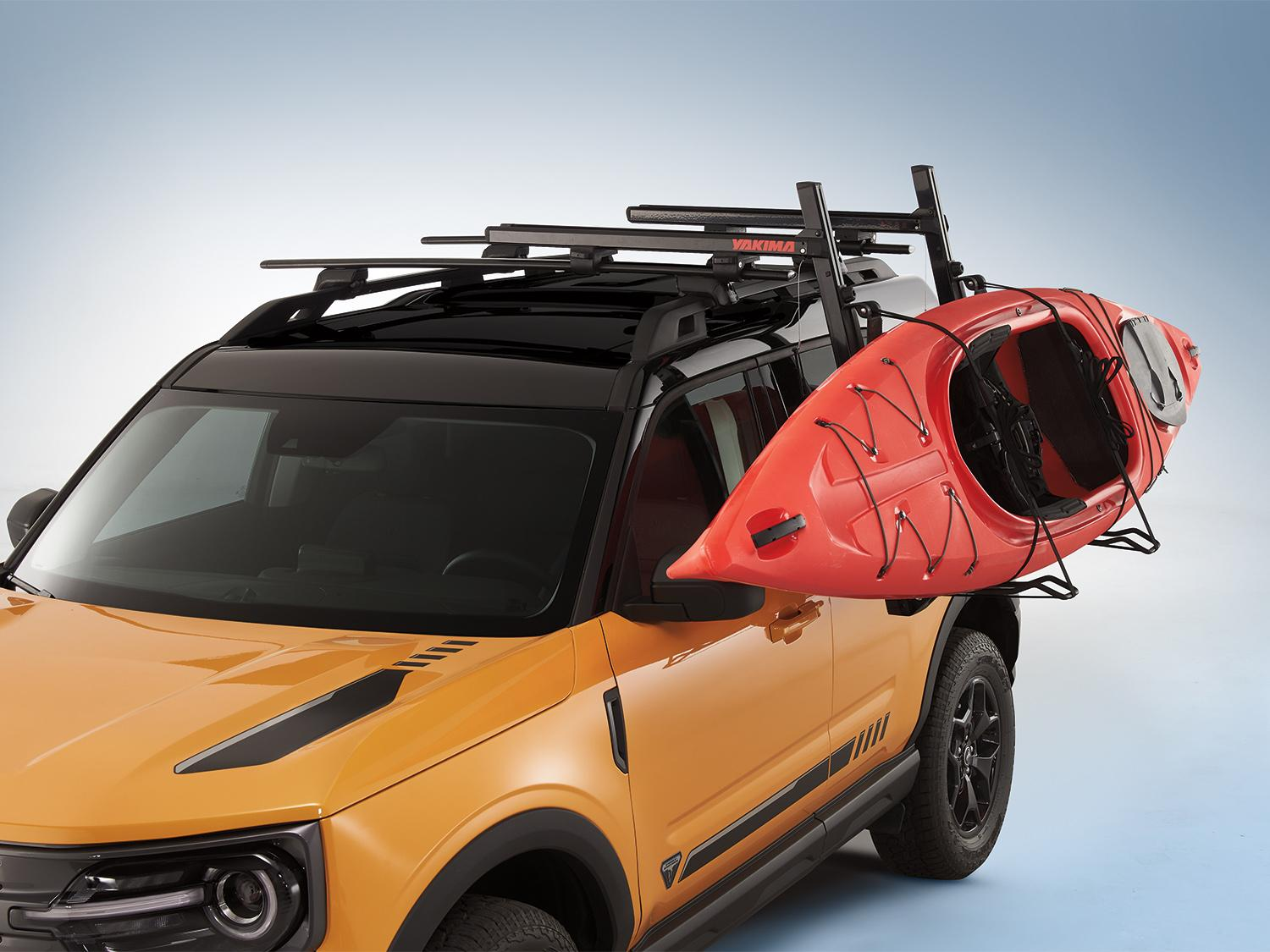 Kayak Carrier Load Assist