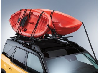 Kayak Carrier with Locks