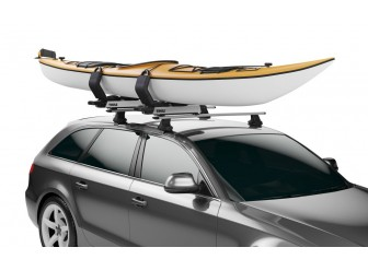 Lift-Assist Kayak Carrier