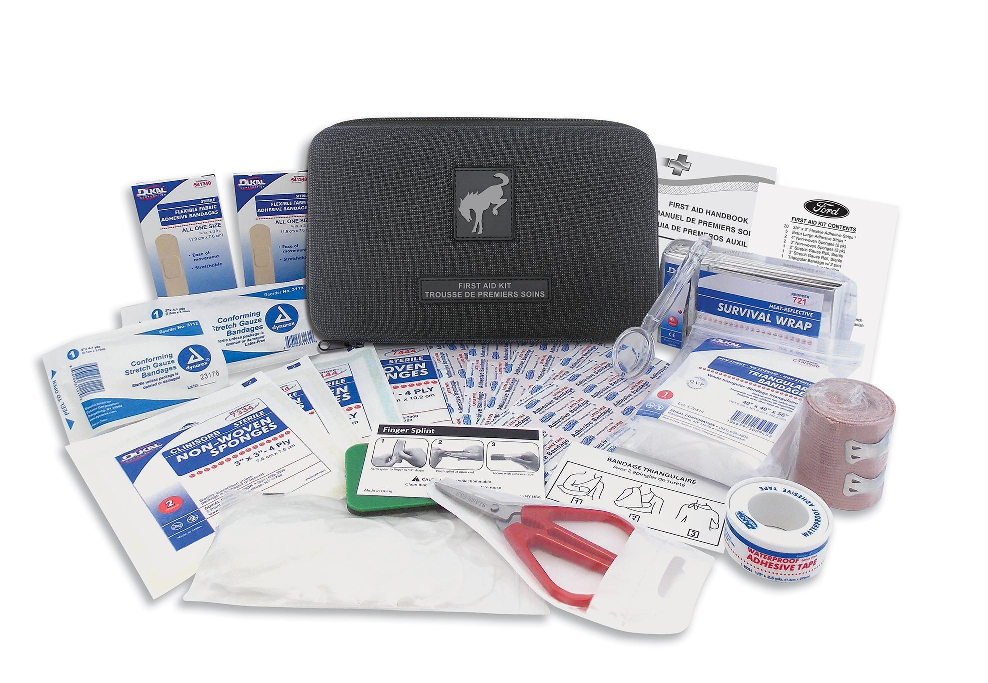 First Aid Safety Kit