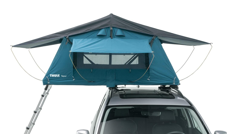 Rack Mounted Tent